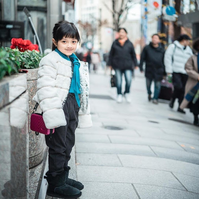 anak artis indonesia yang cocok jadi idol kpop