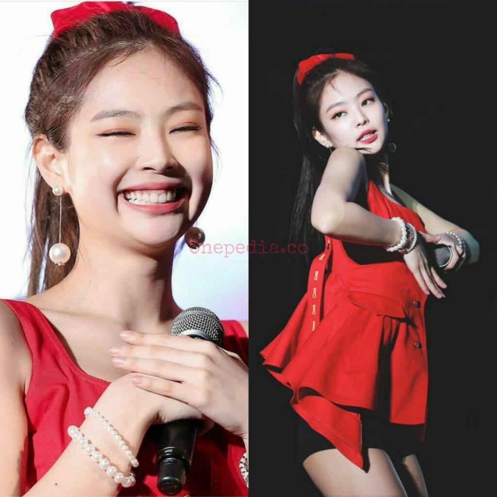 idol dengan gummy smile